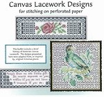 Canvas Lacework Designs