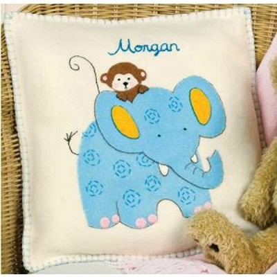 Jungle Animals Pillow
