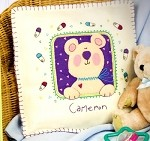 Welcome Baby Pillow