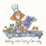 Baking with Crazy Cat Lady