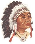 Chief White Feather
