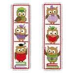 Clever Owls Bookmark Kit