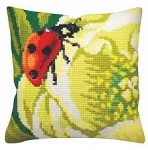Coccinelle Cushion Cover Kit