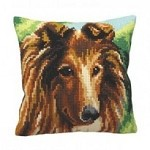 Lassie Cushion Cover Kit