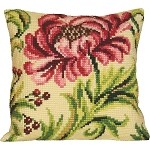 Rose Sauvage Cushion Cover Kit