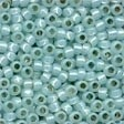 Mill Hill Glass Beads Size 8- Opal Seafoam