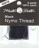 Nymo Thread - White