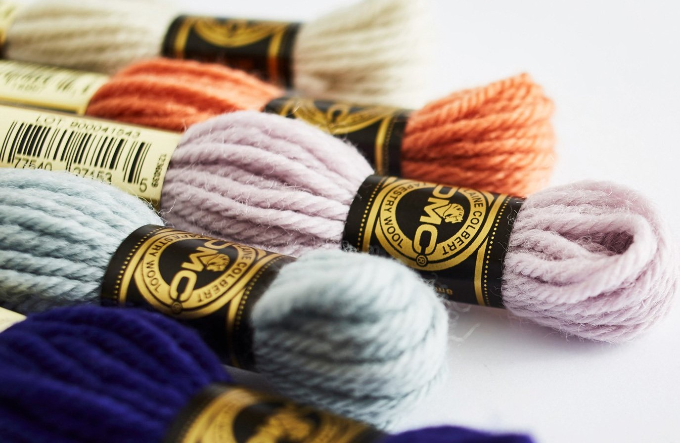 DMC - wool skein