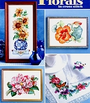 Florals in Cross Stitch
