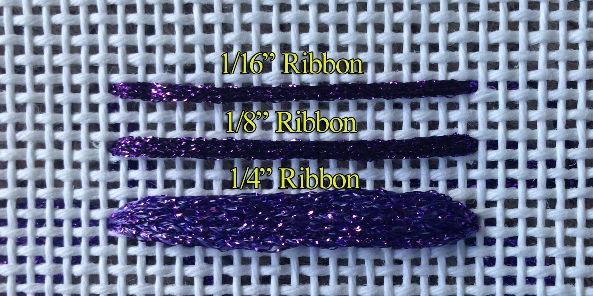 Kreinik - 1/8 ribbon