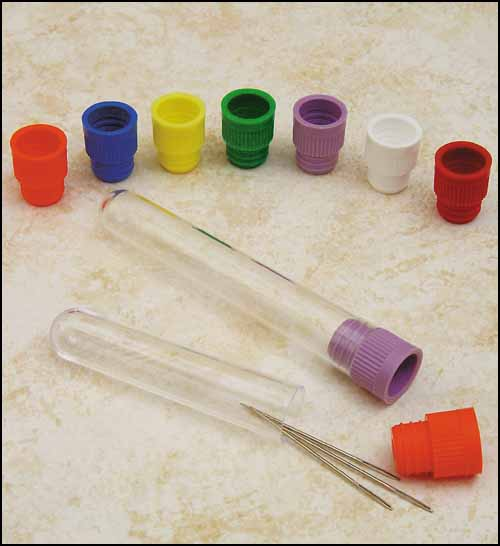 Long Needle Tubes Needle Organizer