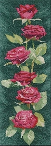 Pink Roses Panel