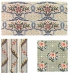 Repeating Designs for Chairs or Cushions