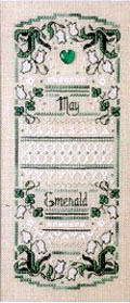 May - Emerald & Lily of the Valley