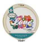 Needle Creations Easy Peasy Reverse Embroidery Kit 6