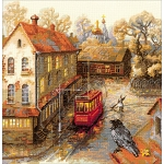 RIOLIS Counted Cross Stitch Kit 11.75