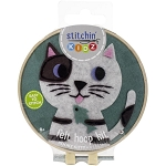 Stitchin' Kidz Felt Hoop Kit 4