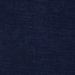 Lugana - 25ct - Navy - Fat Quarter