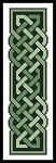 Celtic Bookmark 10
