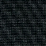 Linen - 32ct - Black - Fat Quarter