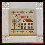 Country Cottage Needleworks - Cottage of the Month - June