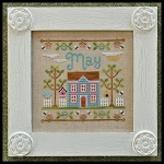 Country Cottage Needleworks - Cottage of the Month - May