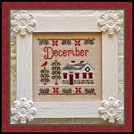 Country Cottage Needleworks - Cottage of the Month - December