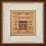 Country Cottage Needleworks - Cottage of the Month - November