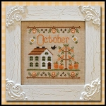 Country Cottage Needleworks - Cottage of the Month - October