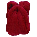 Clover Natural Wool Roving