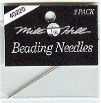 Mill Hill Beading Needles Size 10