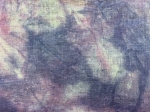 Linen - 28ct - Hand-dyed indigo - Fat Quarter