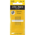 John James Petite Tapestry Needles - 26