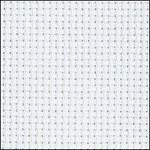 CharlesCraft - Aida - 14ct - White - Fat Quarter
