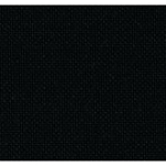 Lugana - 25ct - Black - Fat Quarter