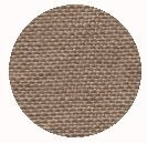 Linen - 28ct - Milk Chocolate - Fat Quarter