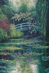 Monet's Japanese Bridge