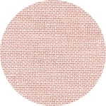 Linen - 32ct - Touch of Pink - Fat Quarter