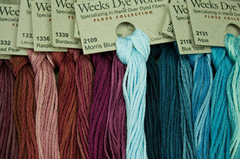 Weeks Dye Works Pearl Cotton #5