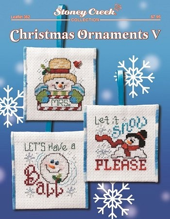 Christmas Ornaments V