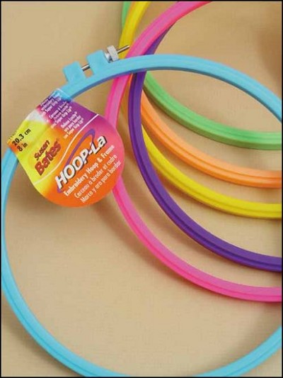 Hoopla Embroidery Hoop 8