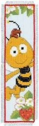 Maya the Bee Bookmark Kit - Willy